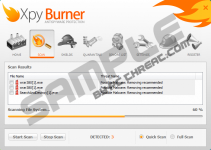 Xpy Burner