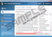 Win 7 Internet Security 2012