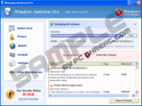 Windows Antivirus Pro